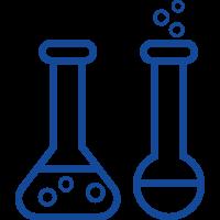 beakers icon